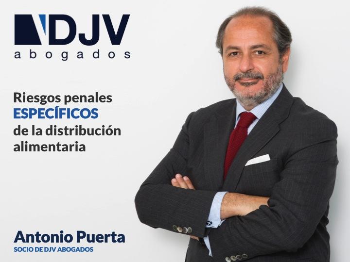 RIESGOS PENALES ESPECÍFICOS DE LA DISTRIBUCIÓN ALIMENTARIA
