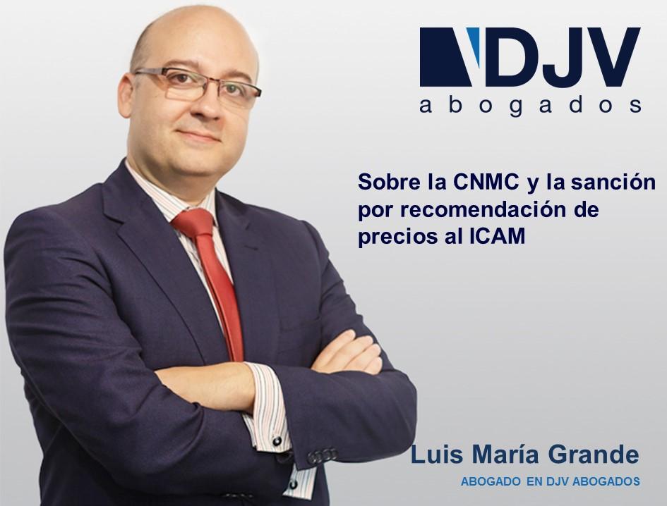Sancion Cnmc Icam Luis Maria