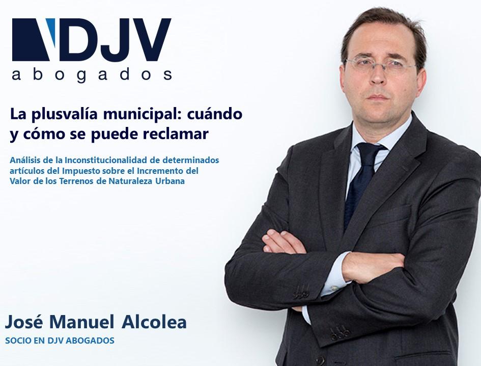 Alcolea Plusvalía Municipal