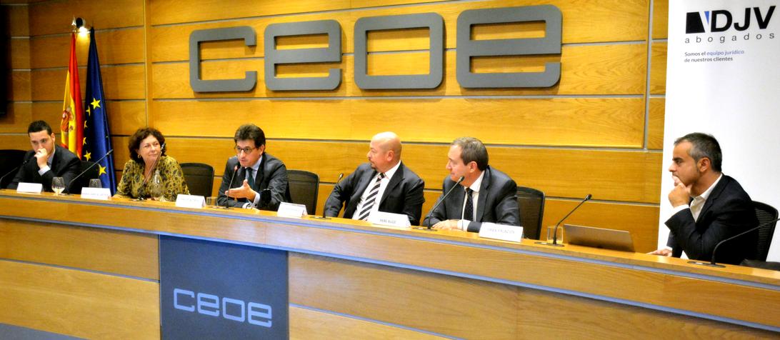 Los Empresarios Españoles Ponen El Foco En Andorra Para Sus Inversiones En Un Desayuno Organizado Por DJV Abogados