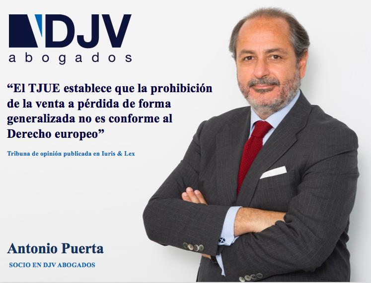 Antonio Puerta Venta A Pérdida