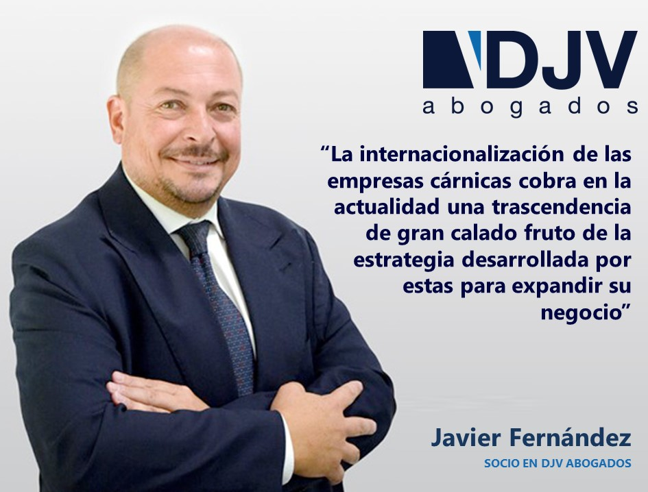 Internacionaolización Empresas Cárnicas Javier F Djv