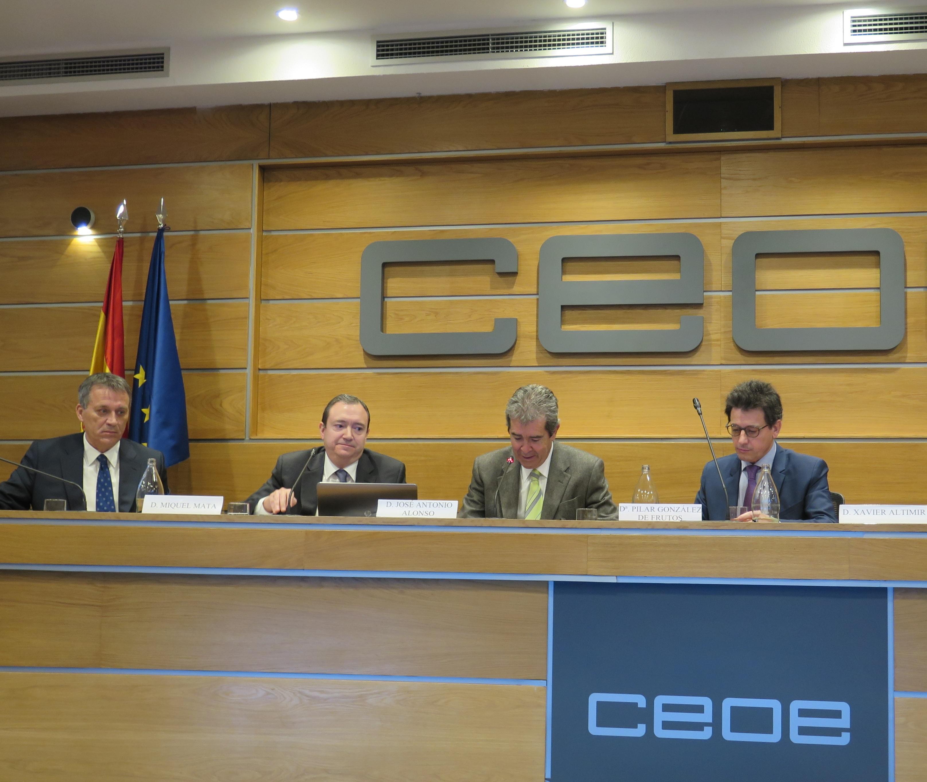 DJV Abogados Reune A CEOE, CEA Y Al Consejo General De Economistas Para Analizar El CDI Andorra – España
