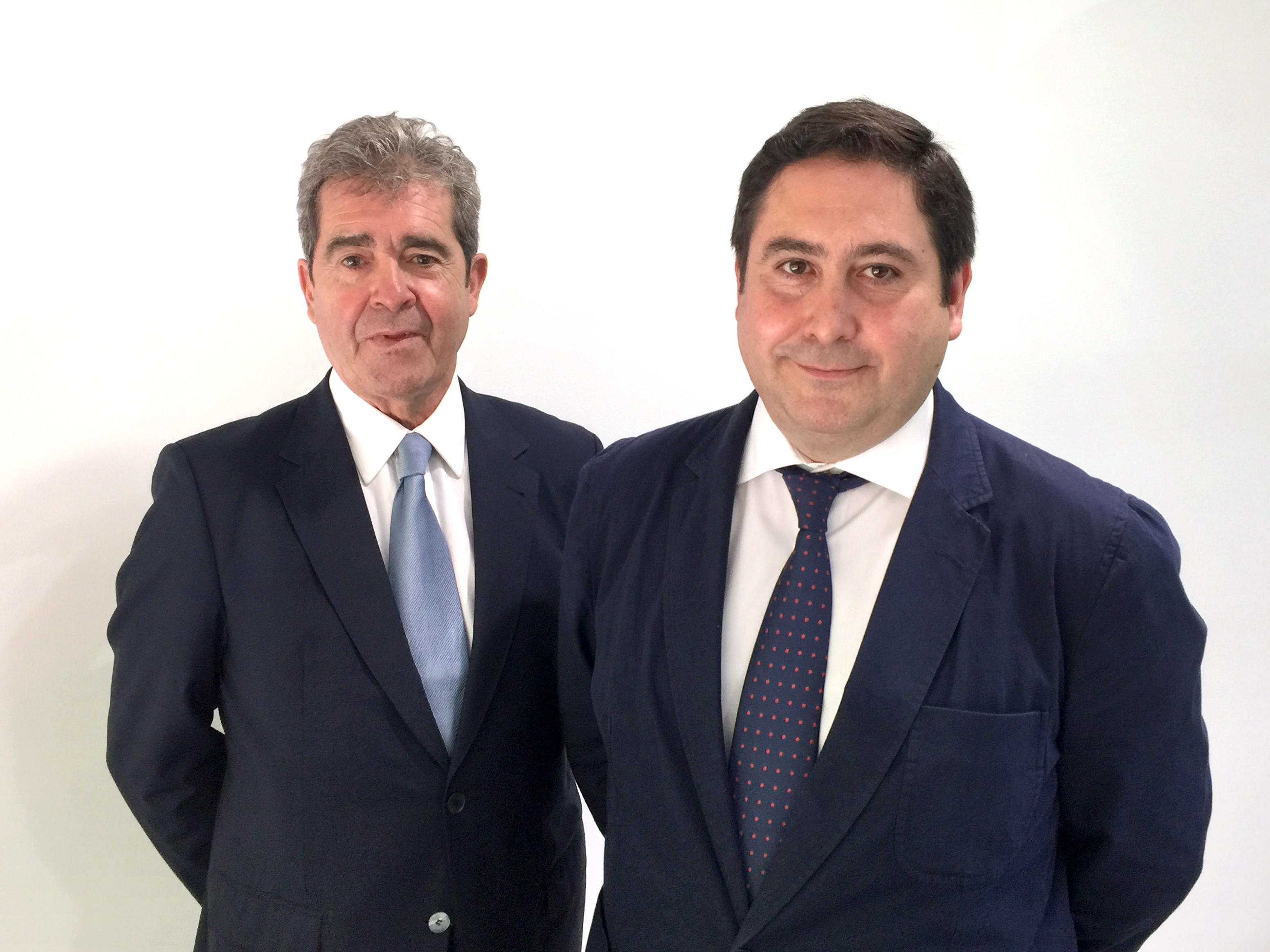 José Antonio Alonso  Y Pedro Navarrete