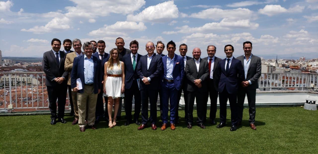 Presentación De Velae Legal Group, La Firma Legal Iberoamericana De Multinacionales Y 'middle Market'