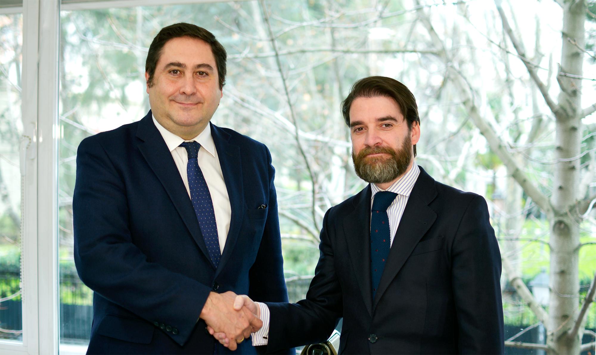 Alberto Suárez Tramón Se Une A DJV Abogados Para Reforzar El área Mercantil