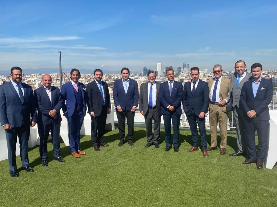 El Despacho Iberoamericano Velae Legal Group Celebra Su Junta De Socios En Madrid